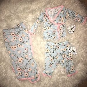 Other - Baby Grey 3 Piece Set